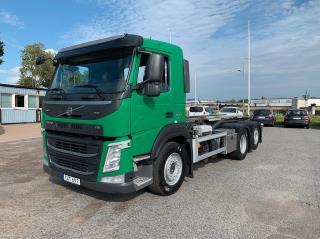 Volvo FM13 460 6x2*4 Lastväxlare Zetterbergs Euro 6