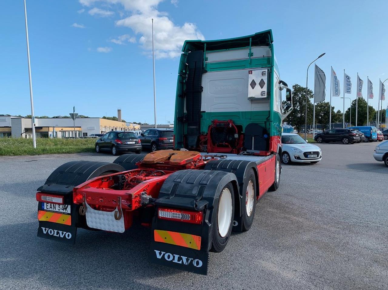 Volvo FH13 540 6x2 ADR Dragbil Euro 6 2014 - Dragbil