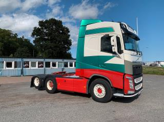 Volvo FH13 540 6x2 ADR Dragbil Euro 6