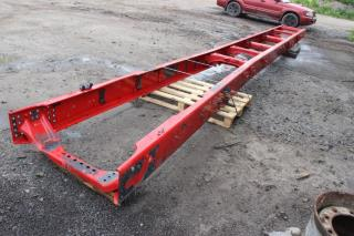 Scania chassi frame / ram