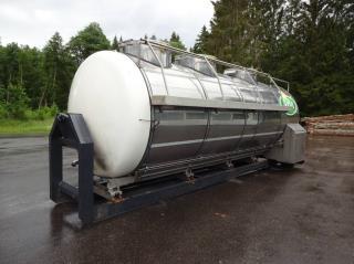 Wedholms Lastväxlarram 14000 Liter