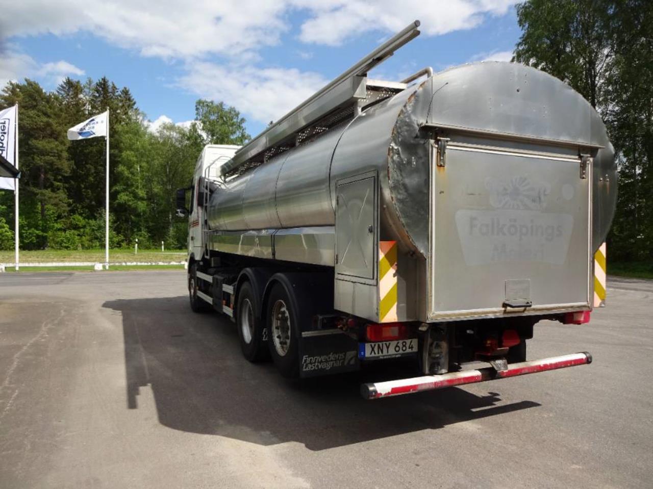 Volvo FH 500 6x2 2011 - Tank/Bulk