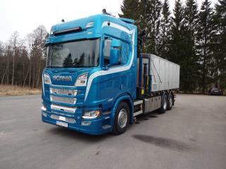 Scania Next Generation R580b6x2*4nb