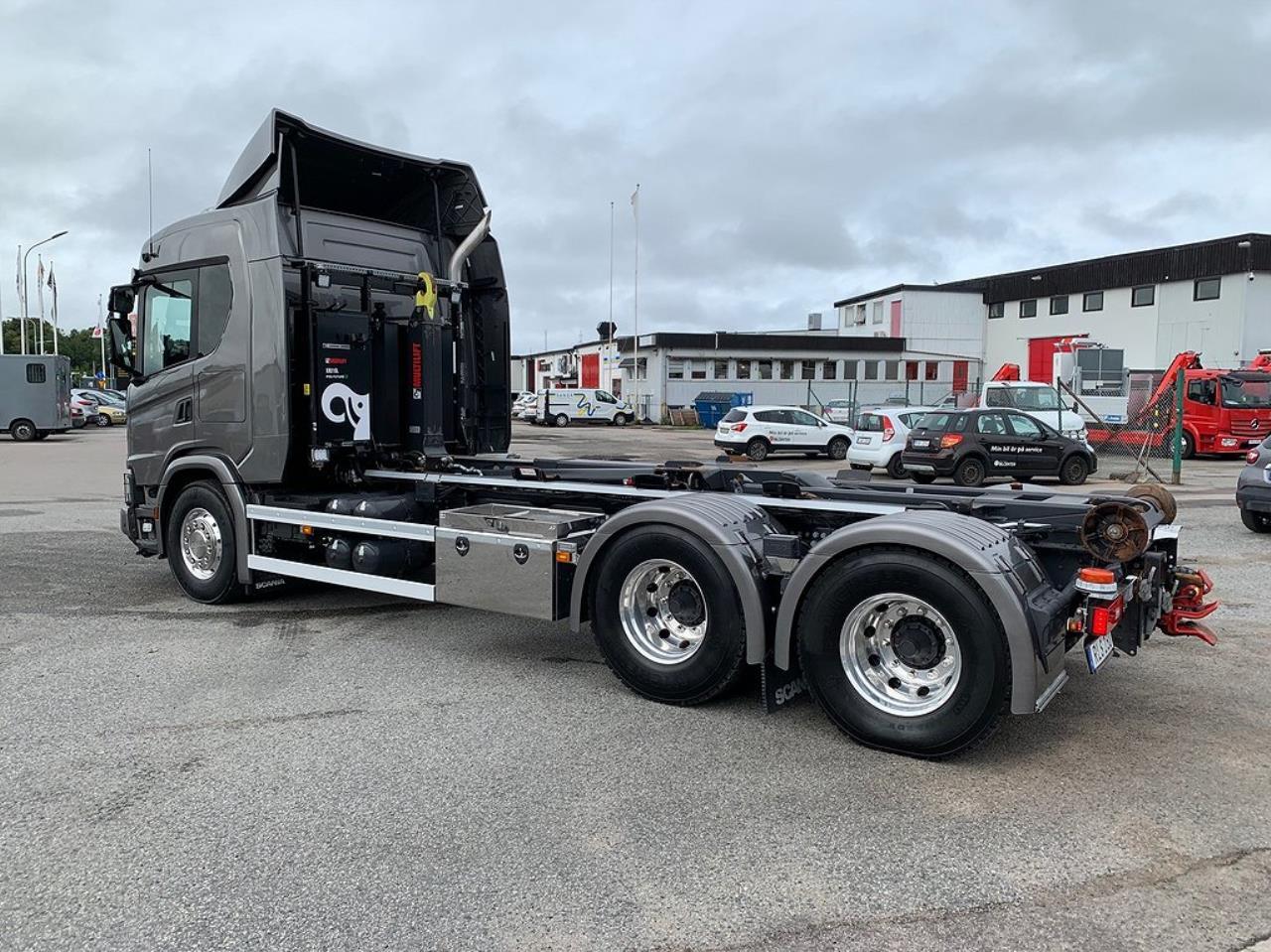 Scania G500 XT 6x4 Lastväxlare Euro 6 2017 - Krok/Lastväxlare