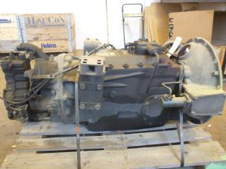 Växellåda GRS890R Scania R-serie