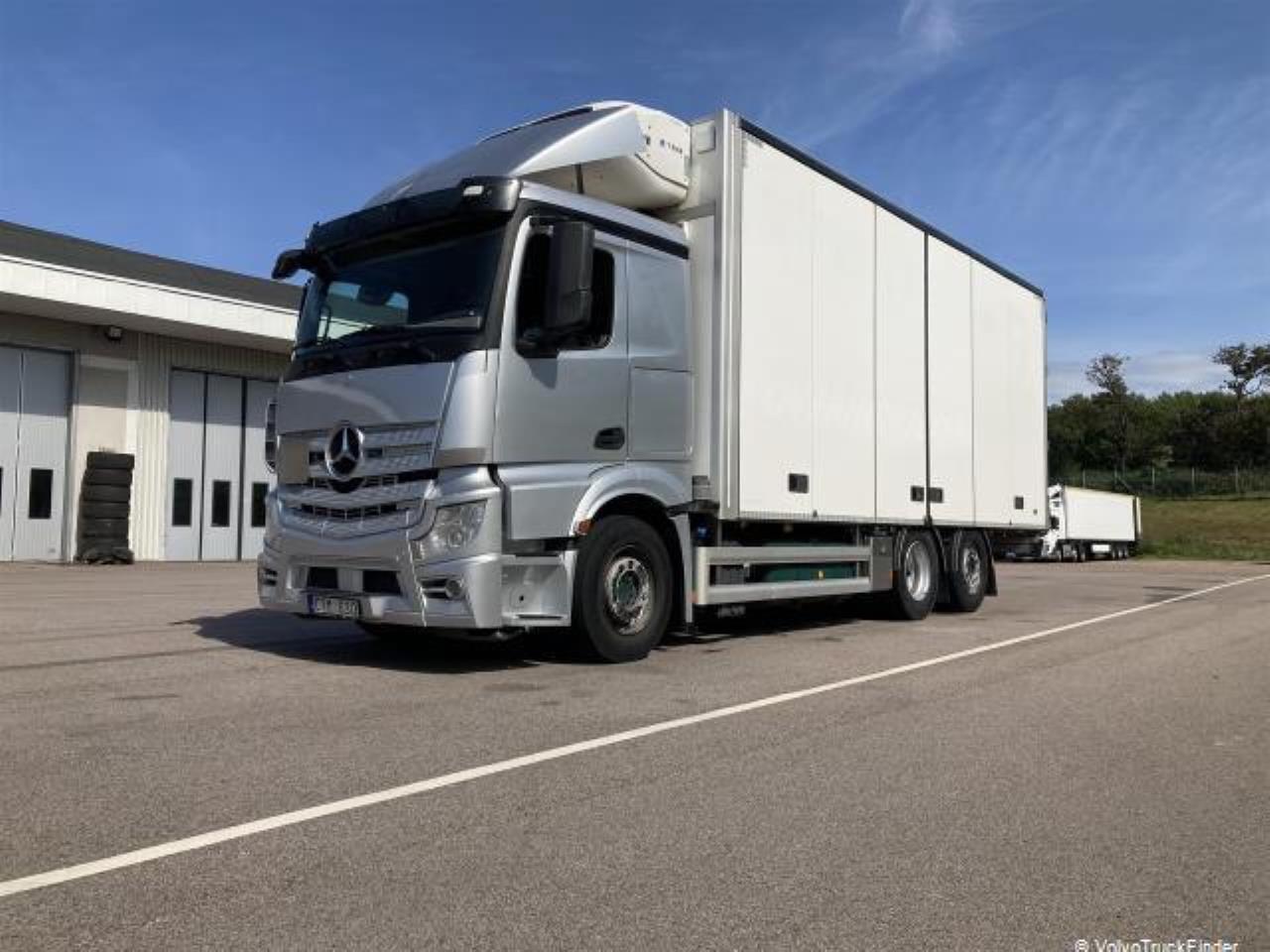 Mercedes-Benz Actros 2013 - Skåp