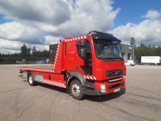 Volvo FLL 240 4X2  Flakbärgare