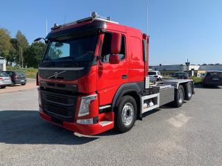 Volvo FM13 420 6x2 Lastväxlare Euro 6