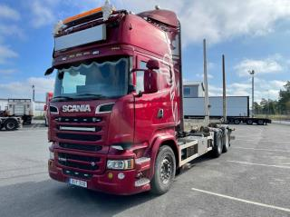 Scania R580 6x2 Snabblåsbil Euro 6