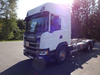 Scania Next Generation G500B6x2nb
