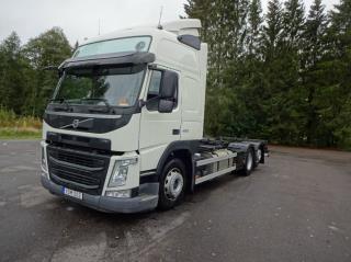 Volvo OBS Miltal 3526 mil FM450 6x2*4