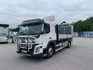 Volvo FMX 460 4x2 Lastväxlare med TMA Flak
