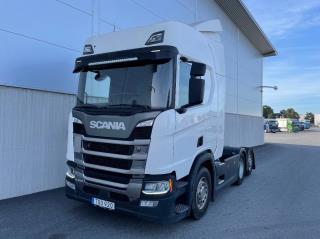 Scania R 450 Dragbil Euro 6
