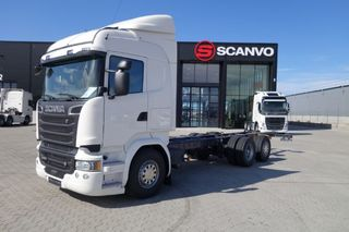 Scania R 520 6x2*4 Highline chassi