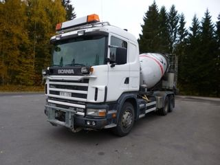 Scania R114gb6x2nz340 EURO 3