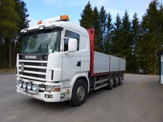 Scania R124gb8x4*4nb470 EURO3